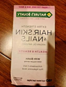 Nature's Bounty Optimal Solutions Hair Skin & Nails Extra St