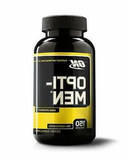 Optimum OPTI-MEN Multi-Vitamin Optimen Amino Acids B-Complex