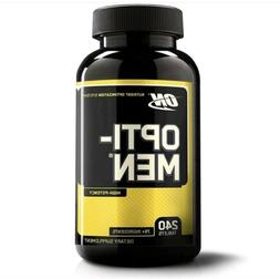 Optimum OPTI-MEN Multi-Vitamin Vitamin D Amino Acids B-Compl