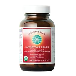 Pure Synergy Organic Heart Protector  Complete Heart Supplem