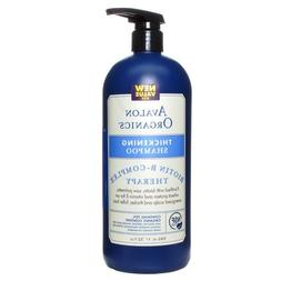 Avalon Organics Biotin B-Complex Shampoo, 32 Ounce  , Avalon
