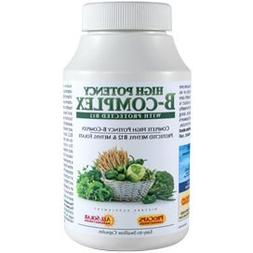 High Potency B-Complex 360 Capsules