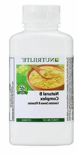 READY STOCK - AMWAY NUTRILITE Natural B Complex 250 Tablets