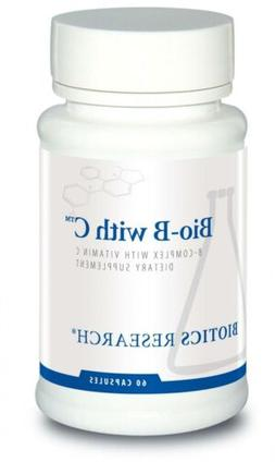 Biotics Research Bio-B with C™ - High Potency B-Complex wi
