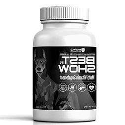 MVP K9 Supplements BEST IN SHOW Vitamins & Minerals