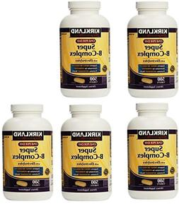 Kirkland Signature xewQIL One Per Day Super B-Complex with E