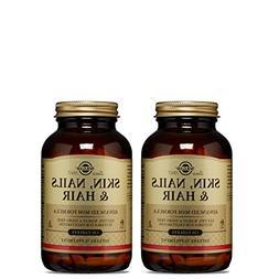 Solgar - Skin, Nails and Hair, Advanced MSM Formula, 120 Tab