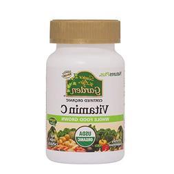 Natures Plus Source of Life Garden Organic Vitamin C - 500 m