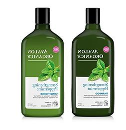 strengthening peppermint conditioner
