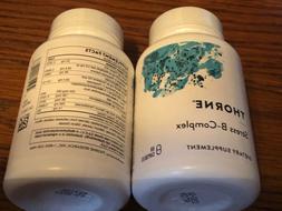 Thorne Research-Stress B-Complex-Vitamin B Complex-60 Capsul