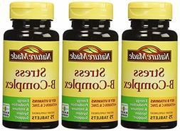 stress b complex w zinc size 75ct