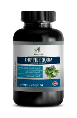 stress supplements - MOOD SUPPORT COMPLEX - 5 htp herbal 1B