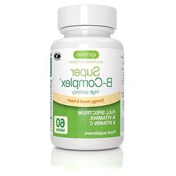 6 Pack Super B-Complex – High Strength Methylated Vitamin