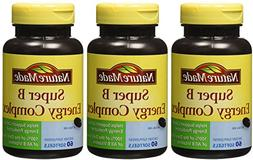 Nature Made Super B Complex uSaVY Full Strength - 60 Count B