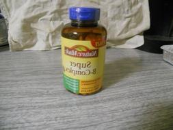 Nature Made Super B Complex + Vitamin C 360 Tablets Exp 04/2