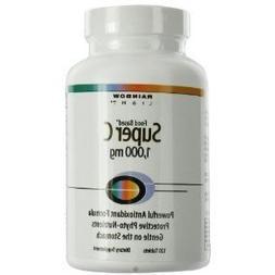 Rainbow Light Super C -- 1000 mg - 120 Tablets