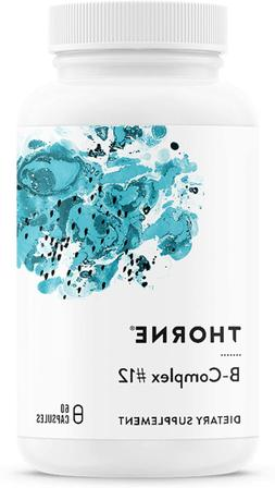 Thorne Research - B-Complex #12 - Vitamin B Complex with Act