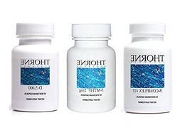 Thorne Research Supplement Bundle  - B-Complex #12 + 5-MTHF