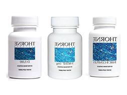 Thorne Research Supplement Bundle  - Basic B-Complex + 5-MTH