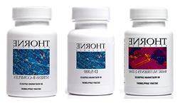 Thorne Research Supplement Bundle  - Basic Nutrients 2/Day +
