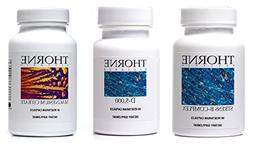 Thorne Research Supplement Bundle  - Stress-B-Complex + Vita