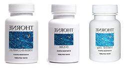 Thorne Research Supplements Bundle  - 5-MTHF + Vitamin D-500