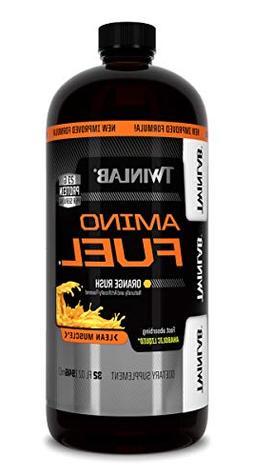 Twinlab Amino Fuel Orange Rush-32 fl oz Liquid