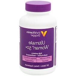 Ultimate Woman 50+ Multivitamin  by The Vitamin Shoppe