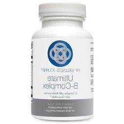 Ultimate B-Complex- Activated B-Vitamins with Benfotiamine a