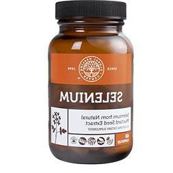 Global Healing Center Vegan-Friendly Selenium Made from Cert