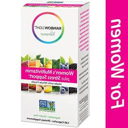 Rainbow Light Vibrance Women's Multivitamin Plus Stress Supp