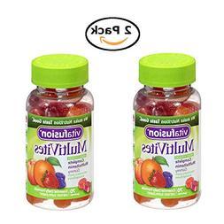 Vitafusion MultiVites Adult Complete Multivitamin  Pack of 2