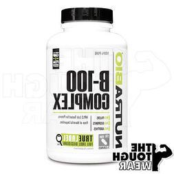 NutraBio B-100 – B Vitamin Complex