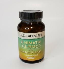 Dr. Mercola Vitamin B Complex with Benfotiamine 60's