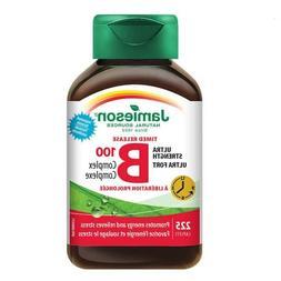 Jamieson Vitamin B Complex 100mg, Timed Release, 180caplets