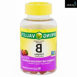 vitamin b complex supplement adult vegetarian 70