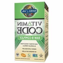 Garden of Life Vitamin B Complex - Vitamin Code Raw B Vitami