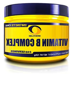 Infinite Labs Vitamin B - 240 Servings