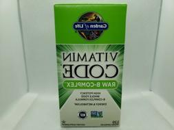 Vitamin Code RAW B-Complex 120  Capsules  Garden of Life