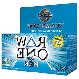Vitamin Code Raw One for Men - Garden of Life - 75 - VegCap