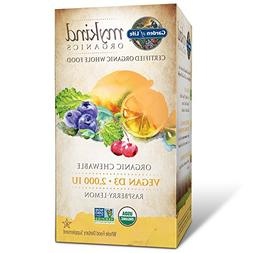 Garden of Life Vitamin D3 - mykind Vegan Organic D Vitamin W