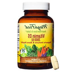 MegaFood - Vitamin D3 2000 IU, Support for Immune Health, Bo