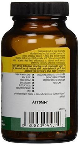 Vitamin D3 5000 IU Country Life 200 Softgel