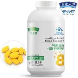 Vitamin <font><b>B</b></font> <font><b>Complex</b></font> Pi