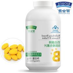 Vitamin <font><b>B</b></font> <font><b>Complex</b></font> Hi