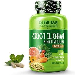 NATURELO Whole Food Multivitamin for Teens - Natural Vitamin