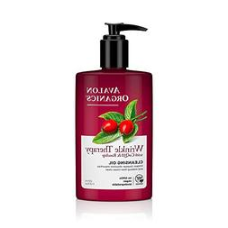 Wrinkle Therapy Cleansing Oil Avalon Organics 8 fl oz Liquid