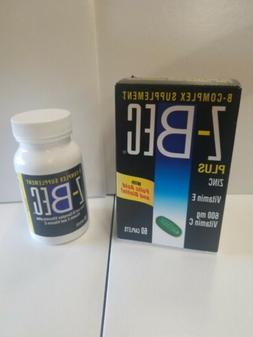Z - Bec B-complex Supplement 60 Tablets